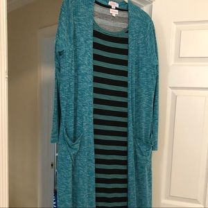 Perfectly paired LuLaRoe outfit